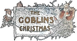 Ho ho ho!  I took on the Martians and won, so these goblins don't stand a chance!