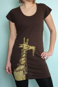 GIRAFFE TOWER Womens Dress