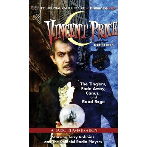 Vincent Price sold separately...